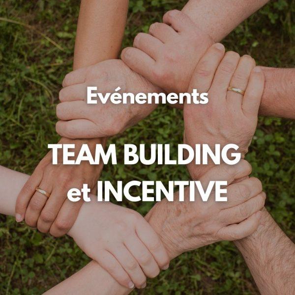 Evénements Team Building & Incentive