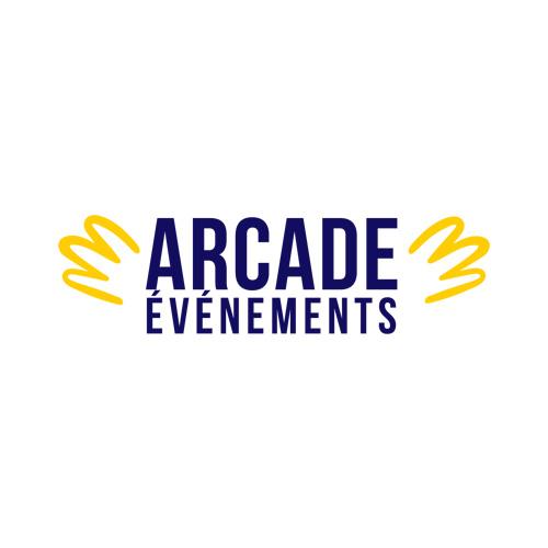 Arcade événements