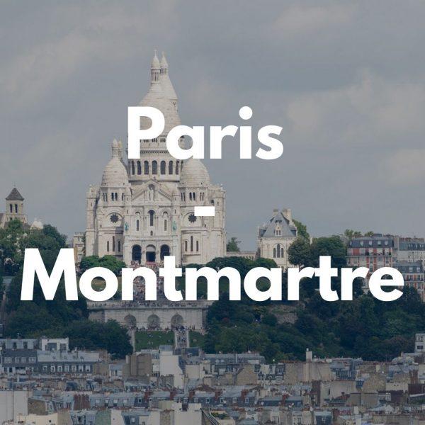 Paris – Évasion à Montmartre