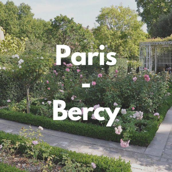 Paris et l'insolite Bercy