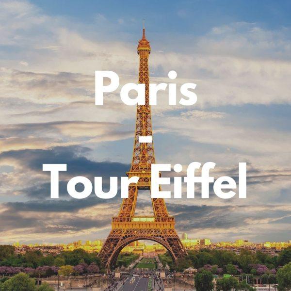 Paris – Autour de la Tour Eiffel