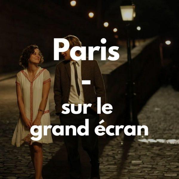 Paris sur le grand écran