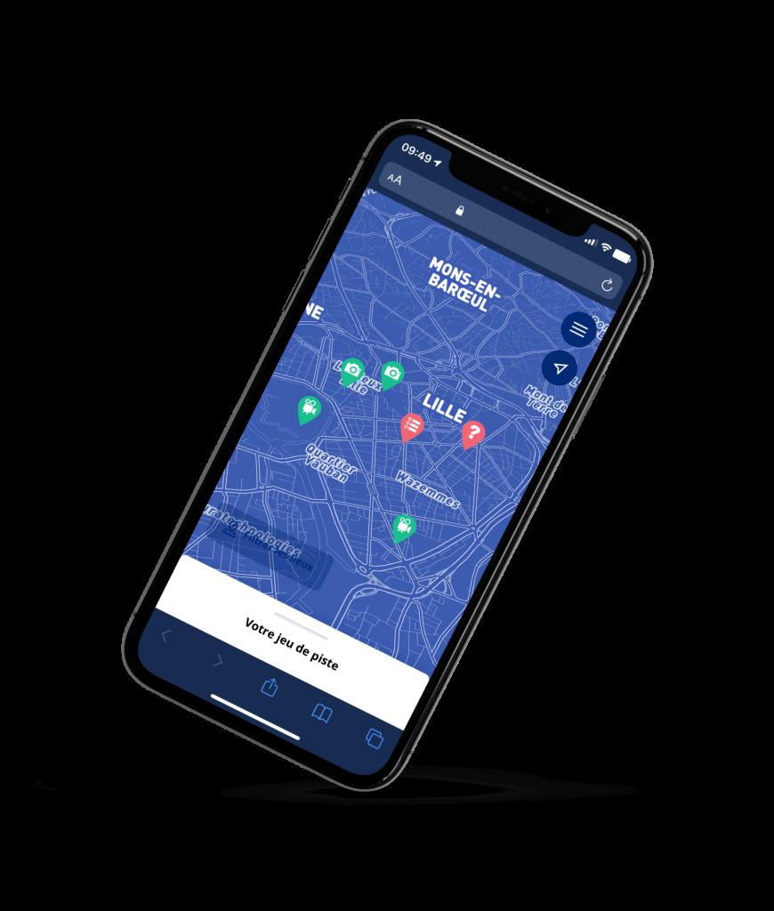 Aventure interactive Lille
